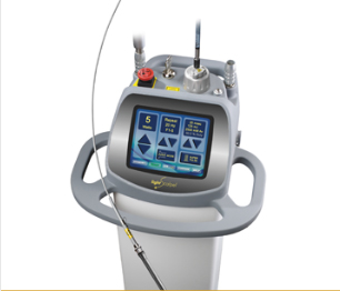 Dental clinic using latest surgical laser for periodontal treatment